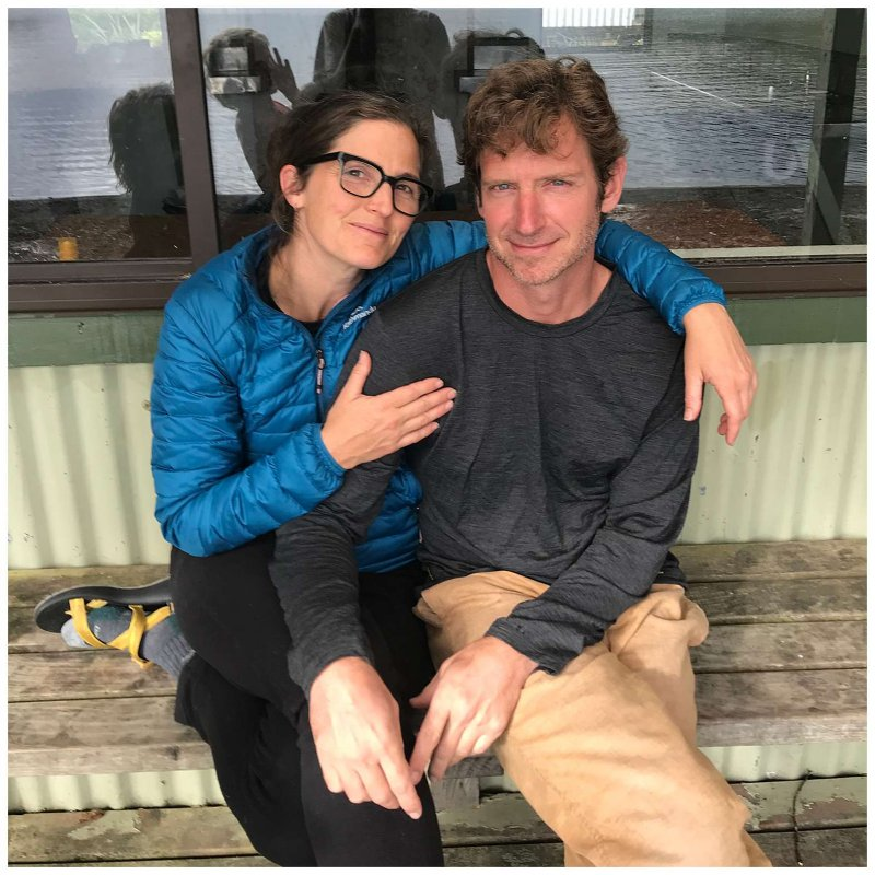 Ben and Liz Goodgame: New Zealand based owners of Hideaway Point, an adventure lodge and retreat destination in Bryson City, North Carolina.